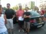 Raduno tecnico estivo, la partenza - Cantalupa 2011
